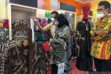 Yogyakarta menggelar pameran produk UKM yang pertama sejak pandemi