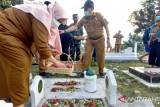 Pemkot Palu  ziarahi pemakaman massal momentum tiga tahun bencana