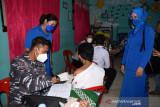 Lantamal XIII Vaksinasi Pelajar dan Tenaga Pendidik di Tarakan