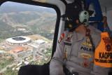 Jelang PON XX Papua, Kasatgas patroli udara antisipasi gangguan kamtibmas