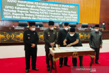 DPRD Mura setujui dua raperda