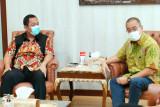 Dirjen AHU dan Kakanwil Kumham Jateng dukung pertumbuhan UMKM