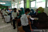 Binda DIY menggencarkan vaksinasi pelajar dukung PTM