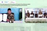 Ketua Umum PP Muhammadiyah meminta ormas lebih banyak memberi