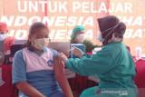 Anggota DPR RI gelar vaksin 1.500 dosis untuk persiapan PTM di Kalteng