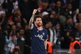 Messi akui tak menyesal gabung ke PSG
