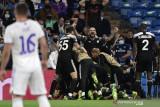 Liga Champions - Sheriff permalukan Real Madrid di Santiago Bernabeu