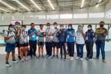 Sepatu roda DIY masih mengincar tambahan dua medali PON Papua