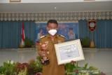Pemprov Sulteng  terima penghargaan APE Kementerian PPPA
