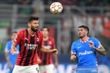 Olivier Giroud berharap bisa dapatkan gelar bersama AC Milan
