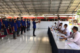 Warga binaan Lapas Semarang deklarasikan anti-ponsel, antipungli, dan antinarkotika