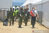 Pangdam XVII/Cenderawasih cek kesiapan pengamanan venue PON Papua