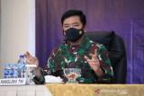 Panglima TNI: Antisipasi gangguan sekecil apa pun dalam pengamanan PON XX Papua