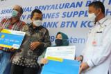 Bank BTN pastikan penyaluran  bansos dan BSU tepat sasaran