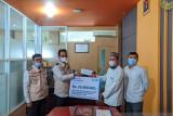 YBM PLN Sumbar UP3 Payakumbuh serahkan bantuan pendidikan untuk hafiz al-quran