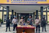 Polisi amankan tiga senjata api rakitan disembunyikan di semak-semak di Dharmasraya (Video)