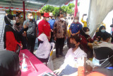 Ribuan pelajar di Ogan Komering Ulu  divaksin COVID-19