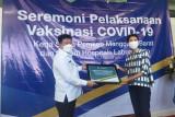 Kerja sama Pemkab Manggarai Barat - RS Siloam adakan vaksin
