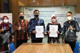 Tingkatkan kepesertaan, BPJAMSOSTEK Cilacap - BTN Purwokerto tandatangani MoU