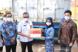 Pemko Batam terima bantuan 60.000 vaksin dari Singapura