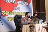 Kapolri minta pengawasan protokol kesehatan PON Papua diperkuat