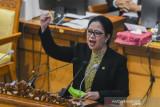Lodewijk Paulus ditetapkan sebagai Wakil Ketua DPR gantikan Azis Syamsuddin