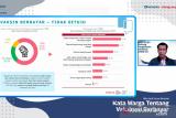 Survei temukan mayoritas warga tidak setuju  vaksin COVID-19 berbayar