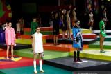 Dior tampilkan semarak gaun warna-warni di Pekan Mode Paris