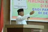 Kampar bertekad laksanakan Pilkades serentak terbaik di Indonesia