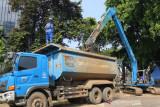 DKI Jakarta intensifkan pengerukan lumpur antisipasi dampak musim hujan