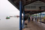 BBM subsidi habis, sejumlah kapal feri di Kepri tak beroperasi