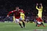 Gol Ronaldo beri MU kemenangan dramatis 2-1 atas Villarreal