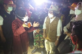 Mensos Risma kunjungi lokasi banjir bandang Batu Merah-Bolmong