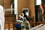 Tim Advokasi untuk Demokrasi meminta majelis hakim bebaskan Jumhur
