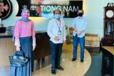 Garuda Indonesia Malaysia kunjungi Tiong Nam