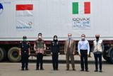 Indonesia terima bantuan 796.800 dosis vaksin AstraZeneca dari Italia