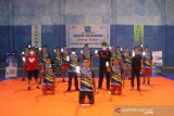PLN Suluttenggo dukung tim voli Sulut berprestasi di PON  Papua