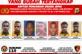 Polisi tangkap lima anggota KNPB Maybrat Papua Barat