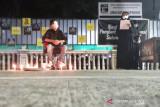 Koalisi antikorupsi Makassar gelar ritual tolak bala persoalan KPK