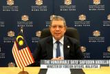 Menlu Malaysia sampaikan selamat atas kemenangan Indonesia di Piala Thomas 2020