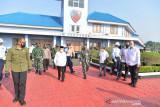 Ma'ruf Amin ke Jawa Timur pimpin Rakor penyelesaian kemiskinan