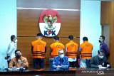 KPK umumkan 10 Anggota DPRD Muara Enim sebagai tersangka suap
