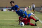 Sepak bola putra PON: tuan rumah Papua di ambang enam besar