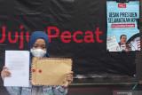 Nasib 57 pegawai nonaktif KPK dan niat baik Kapolri Jenderal Pol Listyo Sigit Prabowo