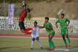 PON XX Papua : Tuan rumah juarai Grup A sepak bola putra