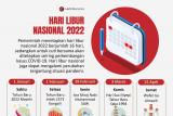 Hari libur nasional 2022