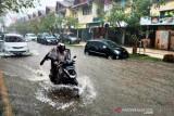 Ratusan unit rumah warga di Meulaboh Aceh Barat terendam banjir