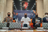 Polisi ungkap kejahatan penipuan email lintas negara rugikan Rp82 M