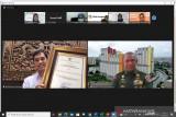 Mayjen TNI Tugas Ratmono peroleh anugerah terkait penanganan COVID-19