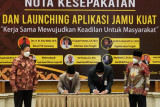 Kemenkumham Jateng teken MoU dengan PT Agama Semarang